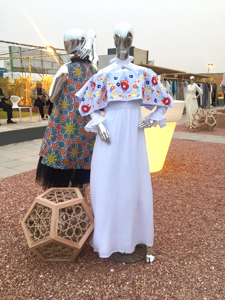 Harvey Nichols Kuwait Kaftan Event