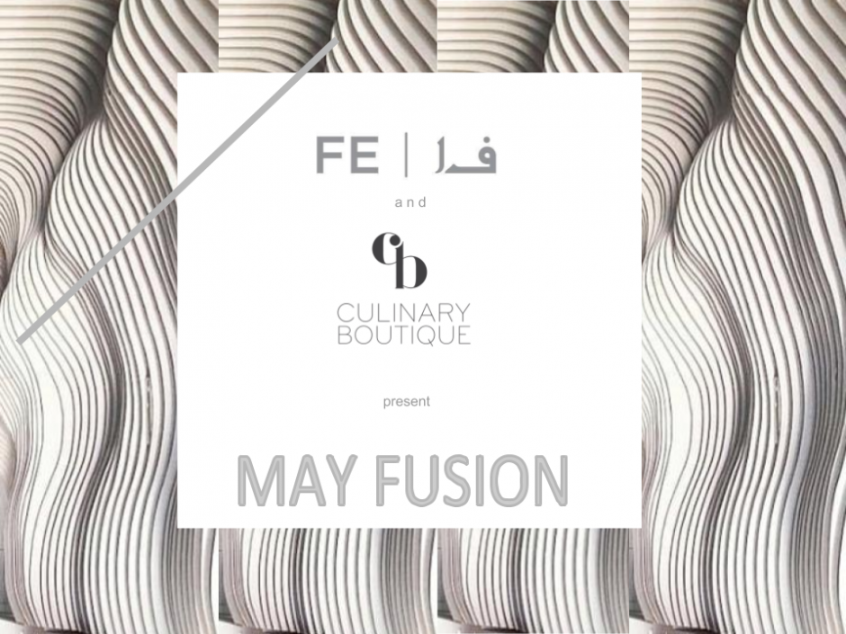 FE X Culinary Boutique present May Fusion